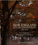 New England Churches Meetinghouses 1680 1830 book