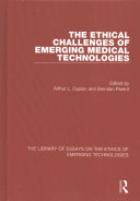 Ethical challenges of emerging medical technologies document cover