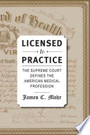 Licensed to Practice