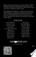Dark Highlands Anthology Free download PDF and Read online