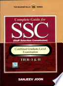 Ssc Combined Graduate Level Prelim Exam