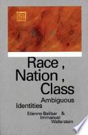 Race  Nation  Class