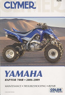 Yamaha Raptor 700r 2006 2009