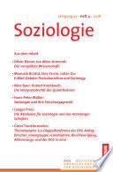 Soziologie Jg. 47 (2018) 4