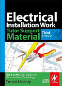 Electrical Installation Work Tutor Support Material