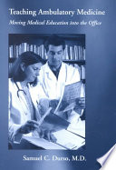 Teaching Ambulatory Medicine