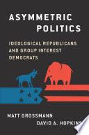 Asymmetric Politics