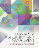 Classroom Instruction and Management