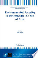 Environmental Security in Watersheds  The Sea of Azov