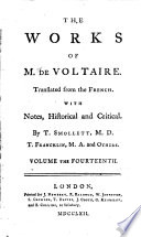 The Works of M. de Voltaire: The history of the war of 1741