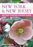 download ebook new york & new jersey getting started garden guide pdf epub