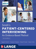download ebook smith\'s patient centered interviewing: an evidence-based method, third edition pdf epub
