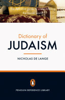 The Penguin Dictionary of Judaism