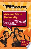 arizona state university 2012