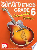 Modern Guitar Method Grade 6  Expanded Edition