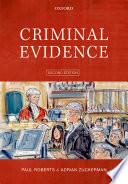 Criminal Evidence