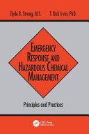Emergency Response and Hazardous Chemical Management