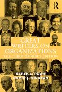 download ebook great writers on organizations pdf epub