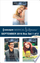 Harlequin Medical Romance September 2016   Box Set 1 of 2