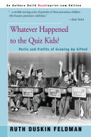 Whatever Happened to the Quiz Kids