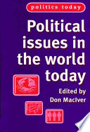 Political Issues in the World Today