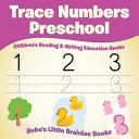 Trace Numbers Preschool