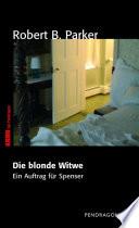 Die blonde Witwe