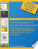 Internet Explorer 9 für den Hausgebrauch