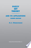 Fuzzy Set Theory And Its Applications