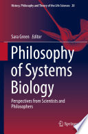 Philosophy of Systems Biology