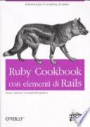 Ruby Cookbook con elementi di Rails