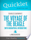 Quicklet on Charles Darwin s The Voyage of the Beagle  CliffNotes like Book Summary