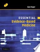 Essential Evidence Based Medicine