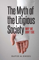 The Myth of the Litigious Society