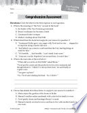 The Boy in the Striped Pajamas Comprehension Assessment