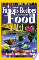 download ebook authors' famous recipes and reflections on food pdf epub