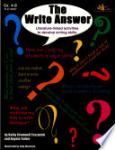 The Write Answer  ENHANCED eBook