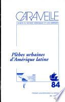 Plèbes urbaines d'Amérique Latine