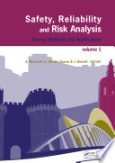 Safety  Reliability and Risk Analysis