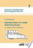 Hybridantriebe für mobile Arbeitsmaschinen
