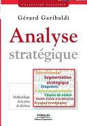 Analyse stratégique (Méthodologie de la prise de décision)