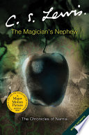 The Magician s Nephew  adult