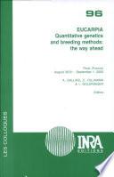 Quantitative Genetics and Breeding Methods