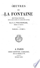 Oeuvres de La Fontaine
