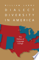Dialect Diversity in America