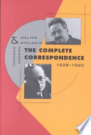 The Complete Correspondence  1928 1940