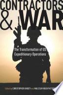 Contractors and War