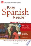 Easy Spanish Reader Premium  Third Edition