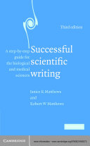 Successful Scientific Writing Will Help Students And Researchers To Communicate