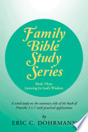 Family Bible Study Series